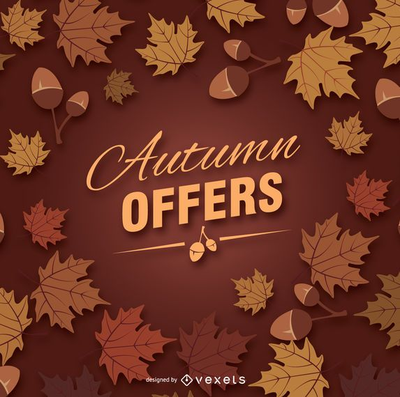 Autumn offers graphic