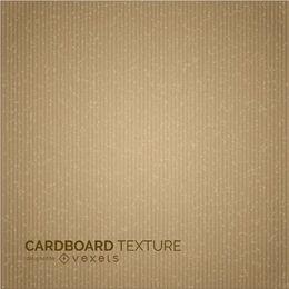 Diseño de textura de cartón en sepia