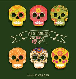 Day of the dead - D�a de los muertos