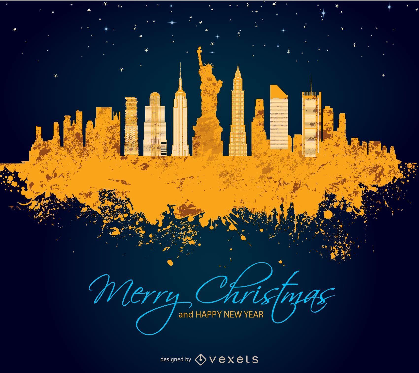 Feliz Navidad en Manhattan
