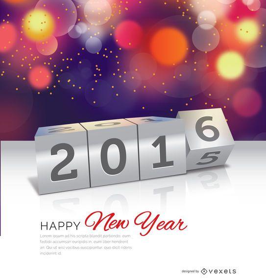 2016 in 2015 aus Konzept