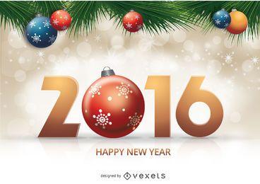 Diseño de navidad 2016
