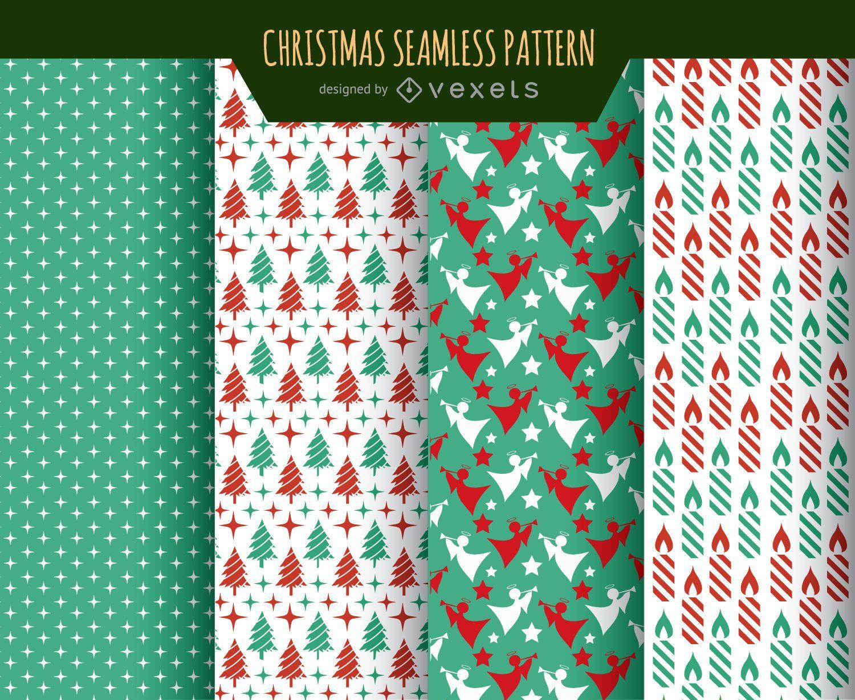 Texturas de papel tapiz navide?o