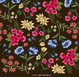 Papel de parede de flores