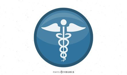 Medical caduceus