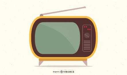 Retro Fernsehen