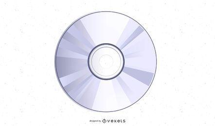 CD de disco compacto DVD