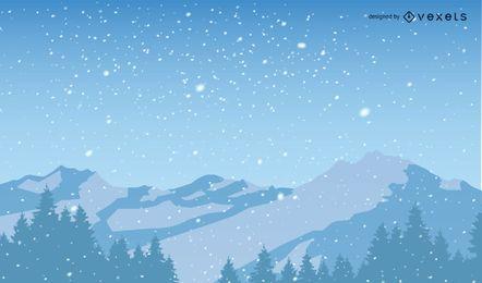 Weihnachtshintergrund-Sammlung