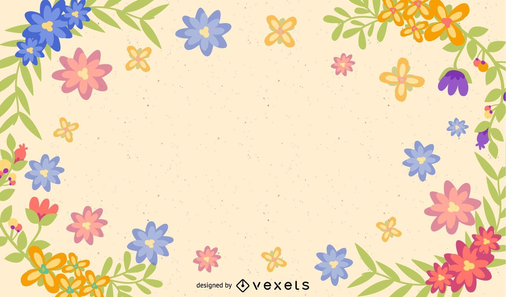 Vector Petals