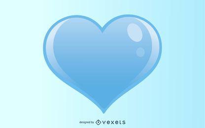 Coração da água