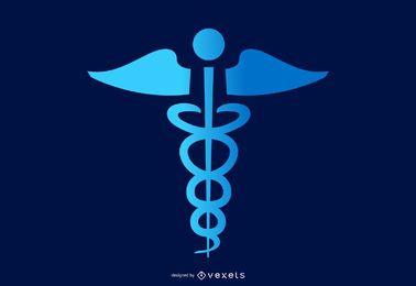 Signo de caduceo medico