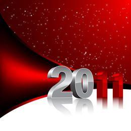 Estrellas rojas 2011