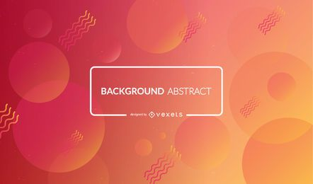 Abstract free vector graphic