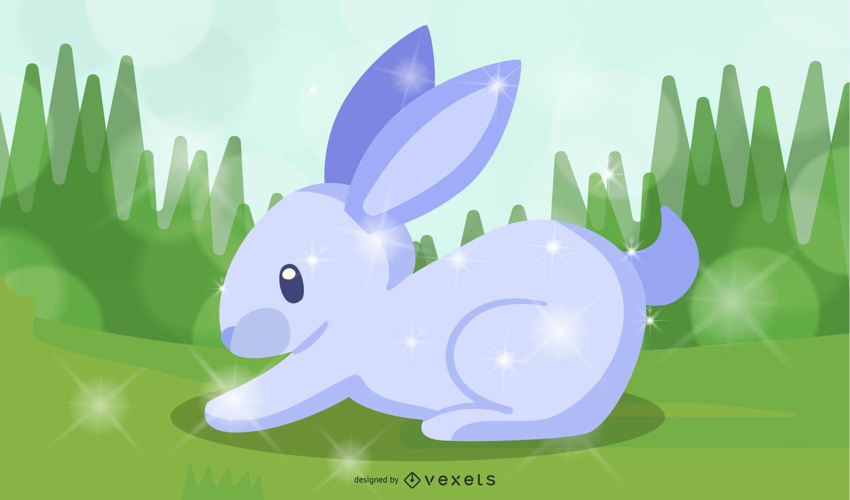 Magic Easter Bunny