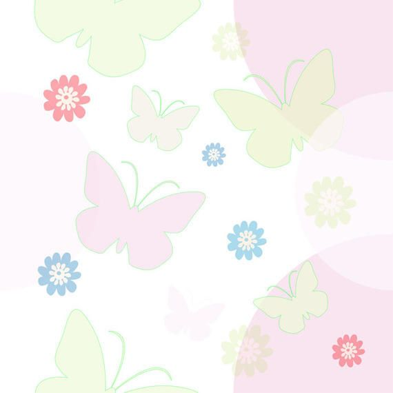 Seamless Spring Background