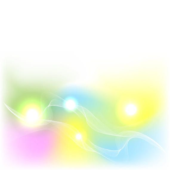 Colorful Abstract Spring Background