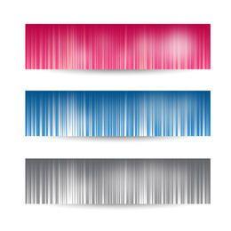 Fondos coloridos de la bandera