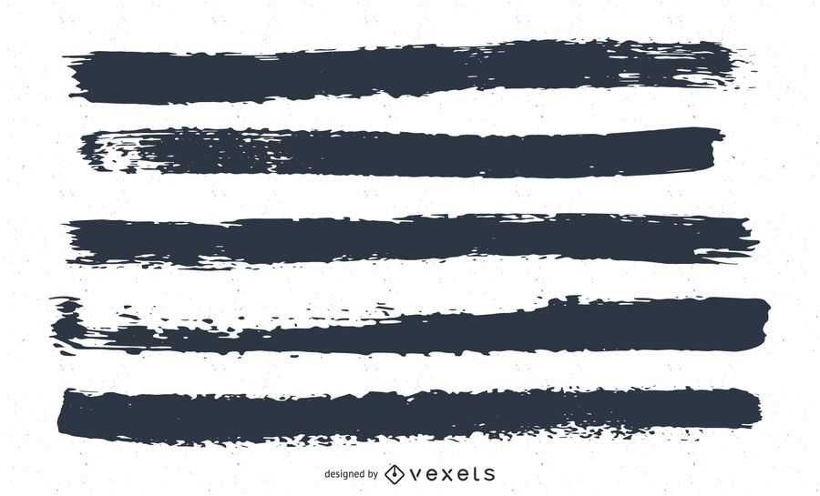 Seamless Ink Brushes