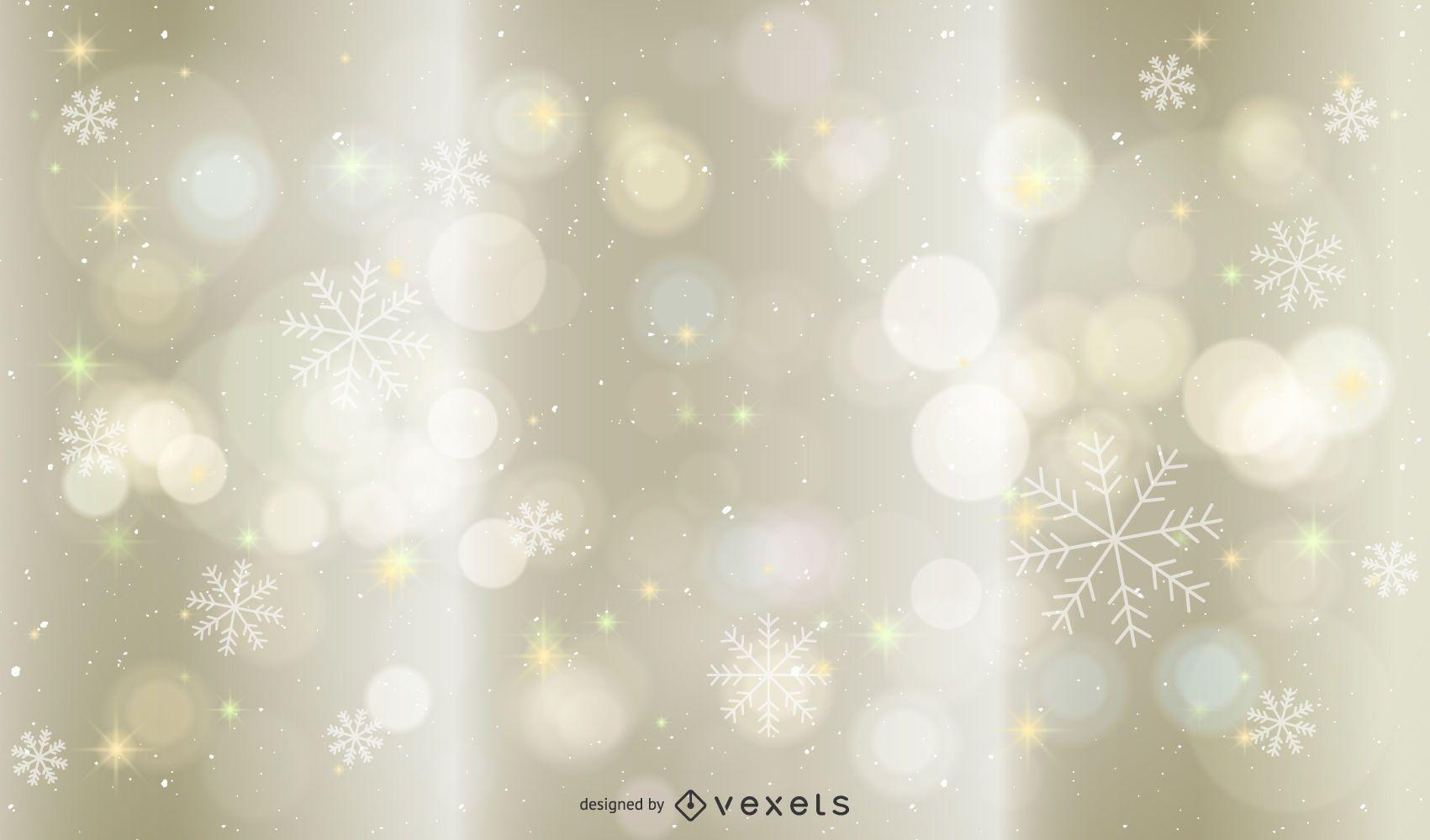 Sparkling Festive Background