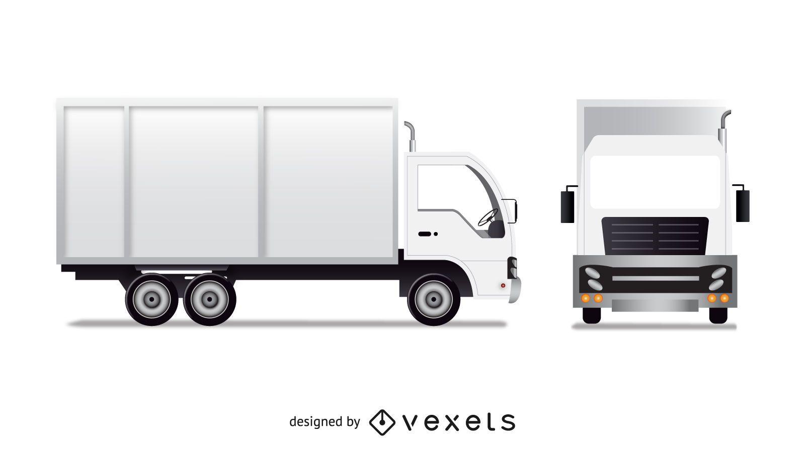 Camioneta de carga
