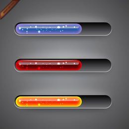 Vector Preloader Bars