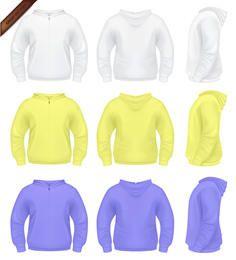 Suéter para hombre con capucha