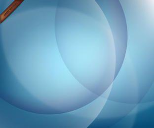 Stylish Blue Background