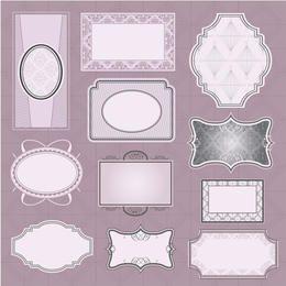 Frames ornamentados