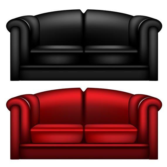 Vector Leather Sofa
