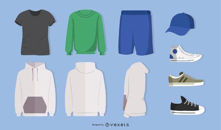 Herren Sportbekleidung