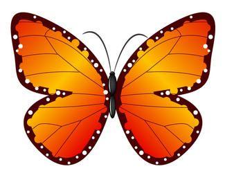 Mariposa vector