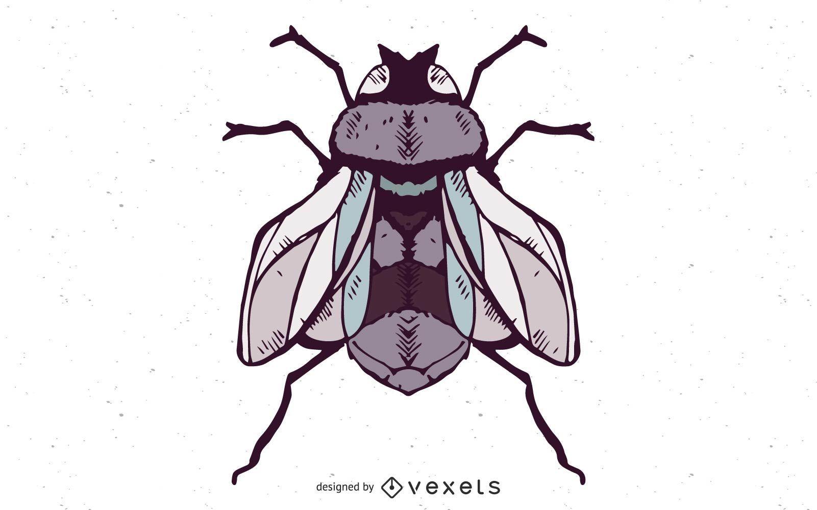Vector mosca