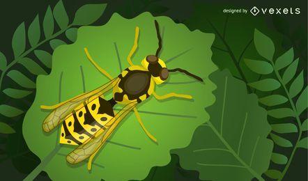 Vektor Wasp