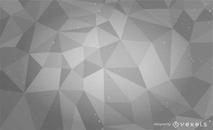 Fondo triangular