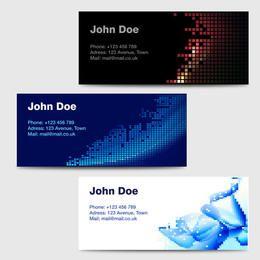 Cartão de negócios