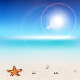 Playa vector