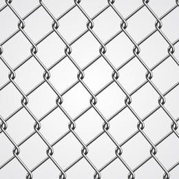 Vector Chain Fence