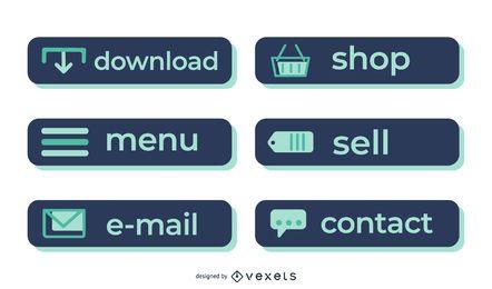 Elementos de interface do usuário da web