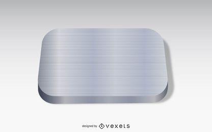 Metall-App-Symbol