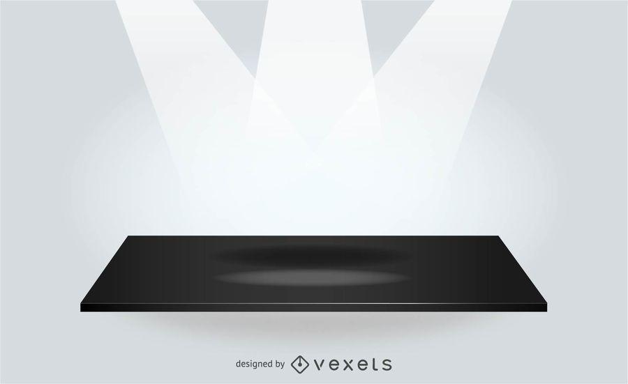 Vector Shelf