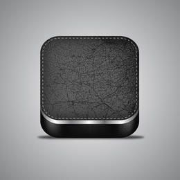 Leather App Icon