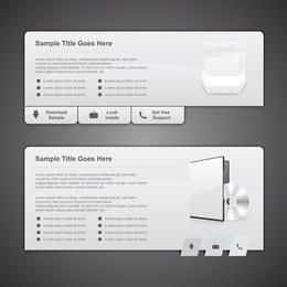 Web Design Boxes