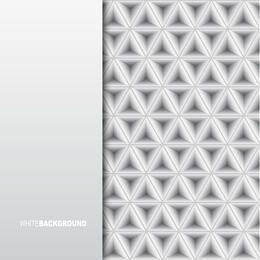 Minimalista fondo blanco