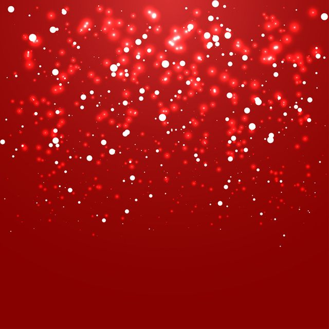 red glitter christmas background download large image 640x640px - Red Christmas Background