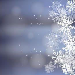 Fondo de navidad magico