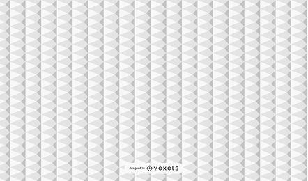Weiße geometrische 3D-Textur