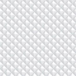Textura 3D geométrica blanca