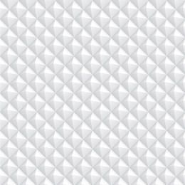 White geometric 3D texture