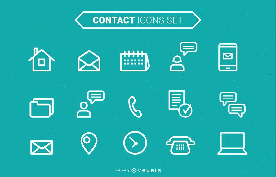 Vector Icon Collection