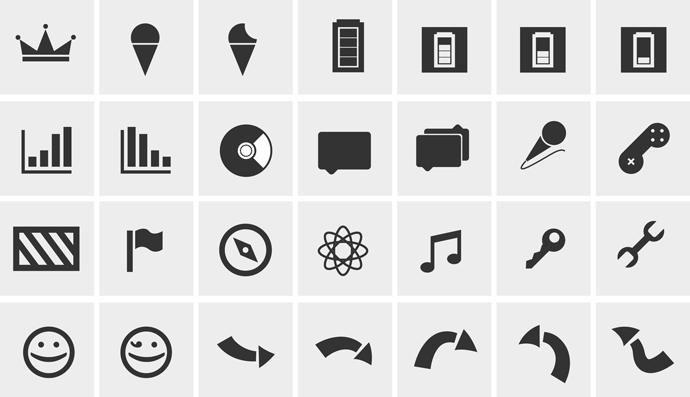 Vector Icon Collection